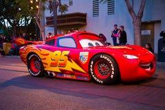 Aventure de la Californie de défilé de Disney Pixar Photographie stock libre de droits
