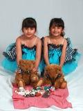 Aventures de Teddys Photos libres de droits