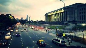 avenue Photos libres de droits