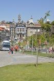 Avenue animée Photographie stock libre de droits