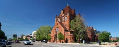 Avenue de Detroit Woodward Photographie stock libre de droits