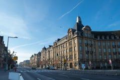 Avenue de la Liberte Royalty Free Stock Photos