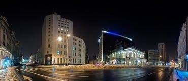 Avenue de la Victoire Foto de archivo libre de regalías
