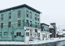 Avenue de Milton Photographie stock