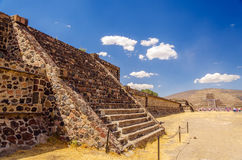 Avenue of the Dead Stock Photography