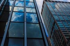 Avenue des Amériques 6ème poids du commerce Manhattan New York Photo stock