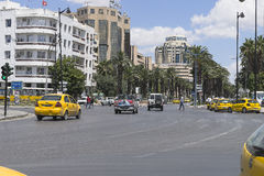 Avenue Habib Bourguiba, Stock Photos