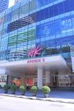 Avenue K Shopping mall Kuala Lumour. Avenue K Shopping mall Kuala Lumpur Malaysia Royalty Free Stock Photos