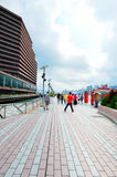 Avenue of Stars, Hong Kong Royalty Free Stock Photo