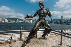Avenue of Stars Tsim Sha Tsui Kowloon Hong Kong Stock Photography