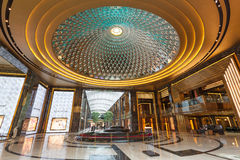 The Avenues Mall in Kuwait City Stock Images