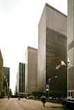 Aveny av Americas, New York City, USA Royaltyfria Foton