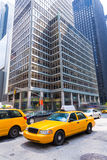 Aveny av Americas 6th Av Manhattan New York Royaltyfria Bilder