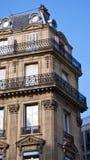 Aveny de L'Opera france paris Fotografering för Bildbyråer