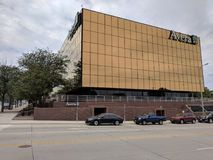 Avera Downtown Offices. Hosts Avera offices for Information Technology, Avera Foundation & Clinical Pastoral Education in downtown Sioux Falls, South Dakota Stock Image
