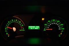 average gallon miles mpg per στοκ φωτογραφίες με δικαίωμα ελεύθερης χρήσης