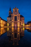 Averbode Abbey. The historical abbey in Averbode, Belgium Stock Photo