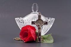 Avere fede nella religione Fotografia Stock