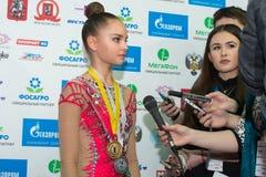 Averina Arina, Ρωσία Στοκ φωτογραφία με δικαίωμα ελεύθερης χρήσης