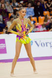 A. Averina, Russia. Clubs Stock Images