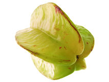 Averrhoa carambola. Exotic fruit. Stock Photography