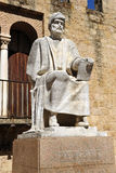 Averroes, арабский философ Cordoba, Испании Стоковые Изображения