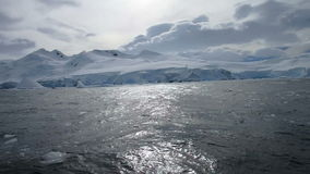 Avers Island, Antarctica stock video footage