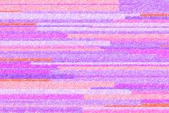 avfärdar rosa shoppingsignaler för flicka Royaltyfri Bild