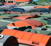 Avfallscontainer Royaltyfri Bild