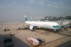 Avião 3 Imagens de Stock