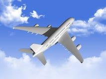 Avião ilustração do vetor