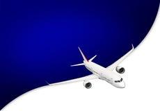 Avião Foto de Stock Royalty Free