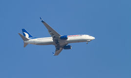 Avião Fotografia de Stock