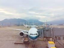 Avião Fotos de Stock Royalty Free