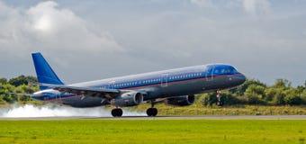 Avião Fotografia de Stock Royalty Free