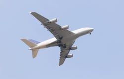 Avião A380 Imagem de Stock