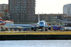Avião Imagem de Stock