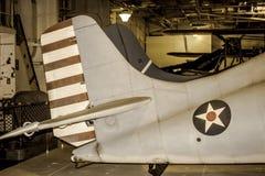 Avião aliado da segunda guerra mundial Imagens de Stock