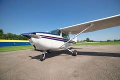 Avião confidencial Imagens de Stock