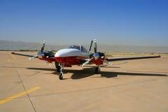 Avião confidencial pequeno Foto de Stock