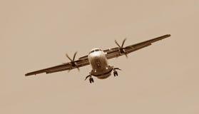 Avião da hélice Fotos de Stock Royalty Free