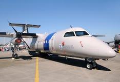 Avião da proteção da alfândega e da beira dos E.U. Fotos de Stock