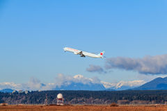 Avião de Air Canada Imagem de Stock