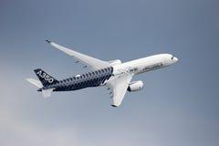 Avião de Airbus A350 XWB Fotos de Stock Royalty Free
