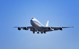Avião de Boeing Imagens de Stock