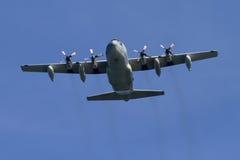 Avião de carga marinho Imagens de Stock