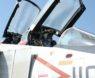 Avião de combate Imagem de Stock