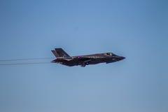 Avião de combate Fotos de Stock