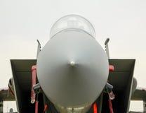 Avião de combate com entradas de ar Fotos de Stock