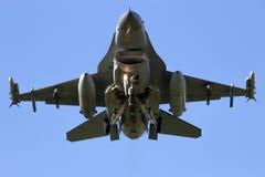 Avião de combate da força aérea imagem de stock royalty free